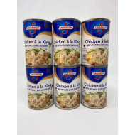 Swanson Chicken A La King, 10.5 Ounce(Pack Of 6)