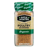 The Spice Hunter Poultry Seasoning, Organic, 1.1-Ounce Jar