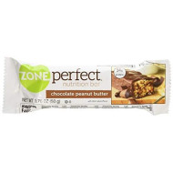 Zone Nutrition Bar, Choc Pnt Bt, 1.76-Ounce (Pack Of 12)