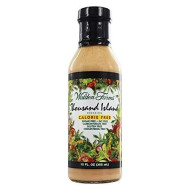 Walden Farms Sugar Free Thousand Island Dressing, 12 Fl. Oz.