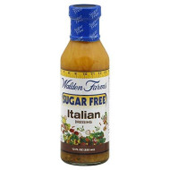 Walden Farms Sugar Free Dressing Italian -- 12 fl oz
