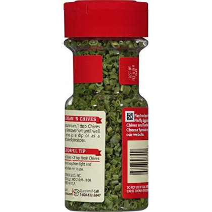 McCormick Freeze Dried Chives, 0.16 oz