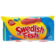 Swedish Fish Soft & Chewy Candy, 24 Count