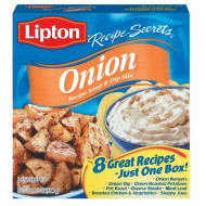 Lipton Recipe Secrets Onion Recipe Mix - 2 Oz