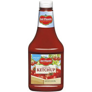Del Monte Bottled Tomato Ketchup, 24-Ounce