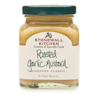 Stonewall Kitchens, Mustard Roasted Garlic, 8 Ounce