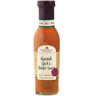 Stonewall Kitchen Roasted Garlic Peanut Sauce, 11 Ounce