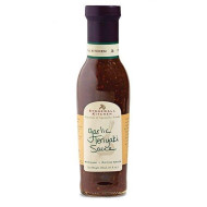 Stonewall Kitchen Garlic Teriyaki Sauce, 11 Fluid-Ounces