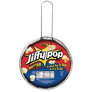 Jiffy Pop Butter-Flavored Popcorn, 4.5-Ounce Units (Pack of 24)