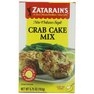 Zatarain's Crab Cake Mix, 5.75 oz (Pack of 12)