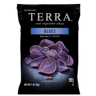 TERRA Blues Chips with Sea Salt, 1 oz. (Pack of 24)