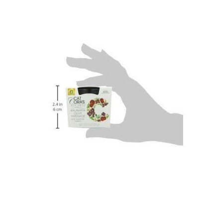 Cat Cora's Kitchen Tapenade, Kalamata Olive, 3.5 Ounce (Pack of 6)