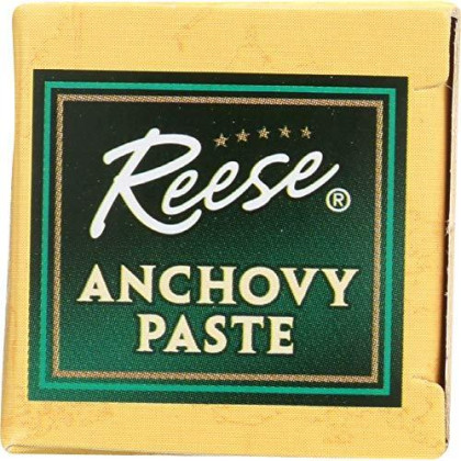 Reese Anchovy Paste, 1.6-Ounces (Pack of 10)