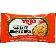 Vigo Santa Fe Pinto Beans & Rice, 8 Ounce (Pack of 12)