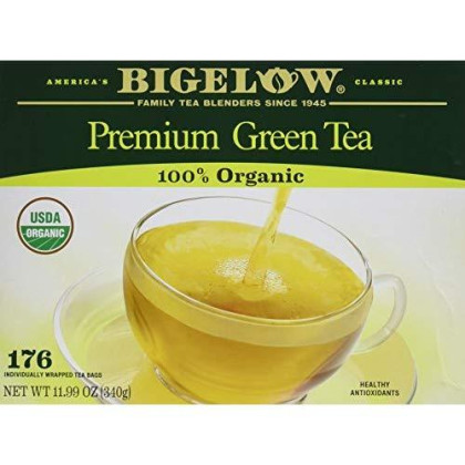 Bigelow Spiced Chai Black Tea, 20 Bags (Pack of 6), 120 Tea Bags Total