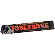 Toblerone Dark Chocolate Bar, 3.52 Ounce (Pack Of 12)