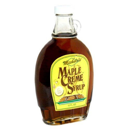 Maple Creme Syrup, 13-Ounce Unit