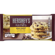 HERSHEY'S Kitchens Semi-Sweet Chocolate Chips, 12 Ounce (Pack of 12)
