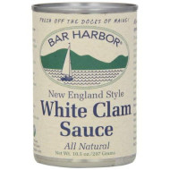 Bar Harbor Sauce, All White Clam ,10.5 Ounce (Pack Of 6)