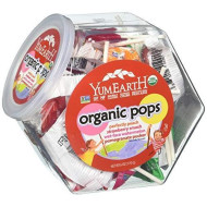 Yummy Earth Lollipops, Organic Assorted Flavors, 30 Ea