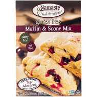 Namaste Foods, Gluten Free Muffin Mix, 16-Ounce Bags (Pack Of 6)