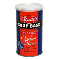 Streit'S Soup Base, Low Sodium Chicken, 5-Ounce Units (Pack Of 6)