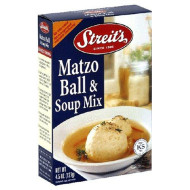 Streit's Matzo Ball And Soup Mix, 4.75-Ounce Units (Pack of 12)