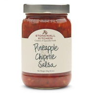 Stonewall Kitchen Pineapple Chipotle Salsa, 16 Ounce