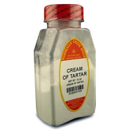 Marshalls Creek Spices Cream of Tartar Freshly Packed In Large Jars, 10 Ounce