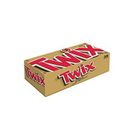 Twix Chocolate Caramel Cookie Bars (36 Count)
