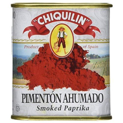 CHIQUILIN smked Paprika, 75 GR