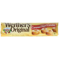 Werthers Original Roll Candies -1.8 Oz, 12 Per Case