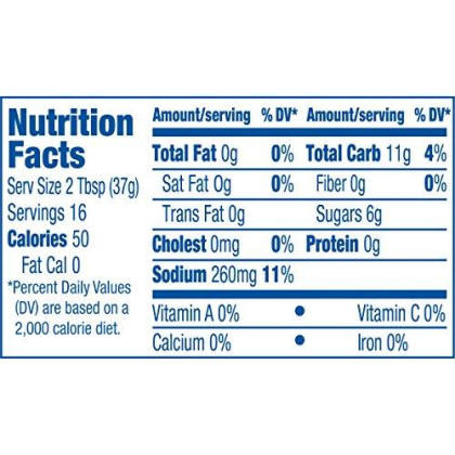 Kraft Thousand Island Fat-Free Dressing, 16 fl oz Bottle