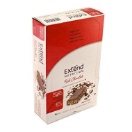 Extend Bar, Rich Chocolate, 1.41 oz. Bars (Pack of 15)