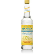 Monin Sugar Free White Chocolate Syrup, 750 Ml