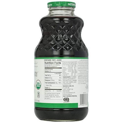 Knudsen Just Juice, Tart Cherry, 32 Oz