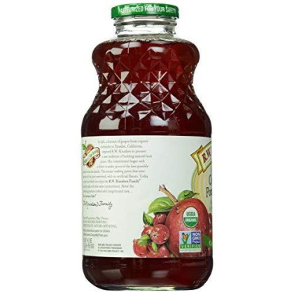 Knudsen, Organic Cranberry Pomegranate Juice, 1 Quart