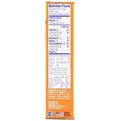 Cream of Rice, Hot Cereal, 14 Ounce (Pack of 12)