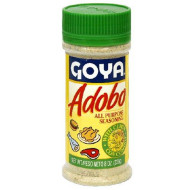 Goya Pasta Inc. Adobo With Cumin, 8 Ounce (Pack Of 24)