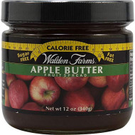 Walden Farms Fruit Spread, Apple Butter - 12 oz (1 unit)