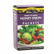 Walden Farms Dressing, Honey Dijon, 1 Ounce