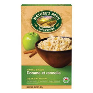 Nature'S Path, Hot Cereal Pouch Apple Cinnamon, 8 Packets, 14 Oz