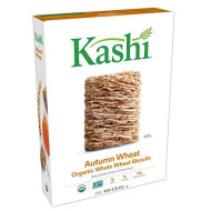 Kashi, Breakfast Cereal, Organic Autumn Wheat, Non-GMO Project Verified, 16.3 oz