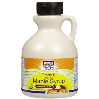 Now Foods Maple Syrup, 16 oz (Multi-Pack)