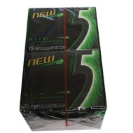 Wrigley'S New 5 Rain...A Tingling Spearmint(Pack Of 2)