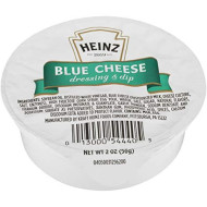 Heinz Blue Cheese Dunk Pack (2Oz Packets, Pack Of 60)
