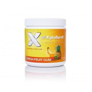 Xyloburst Gum Jar Fruit 100 Count (5.29Oz)