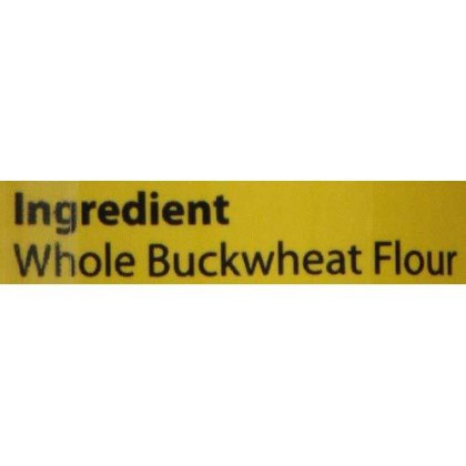 Eden Selected, 100% Whole Buckwheat Soba, 8-Ounce Bags (Pack of 12)