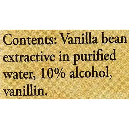 Blue Cattle Truck Trading Co. Traditional Mexican Vanilla Extract, Large, 16.7 Ounce