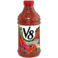 V8 Vegetable Juice, 46-Fl Oz Bottles (Pack Of 12)